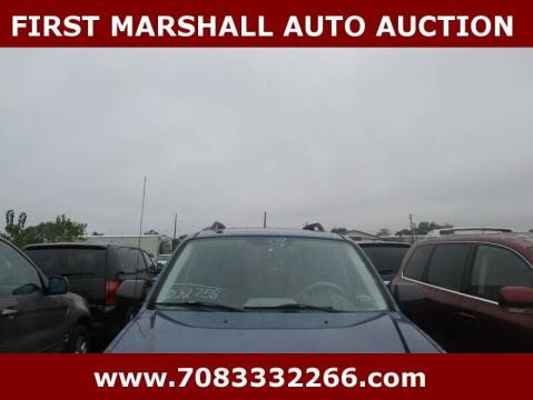 2008 Ford Escape for sale at First Marshall Auto Auction in Harvey IL