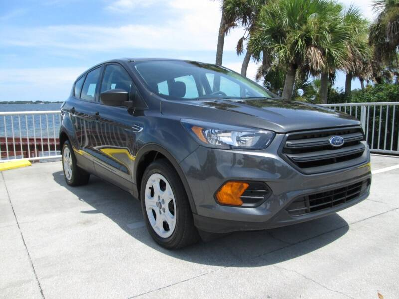 2018 Ford Escape for sale at Best Deal Auto Sales in Melbourne FL