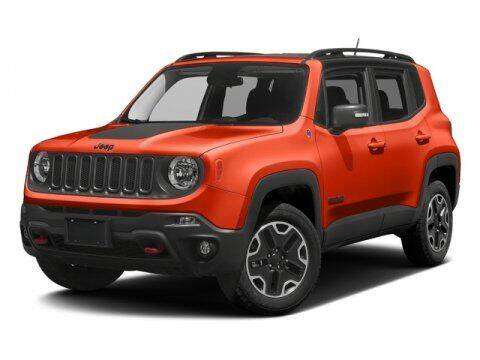 2017 Jeep Renegade for sale at TRAVERS GMT AUTO SALES - Traver GMT Auto Sales West in O Fallon MO
