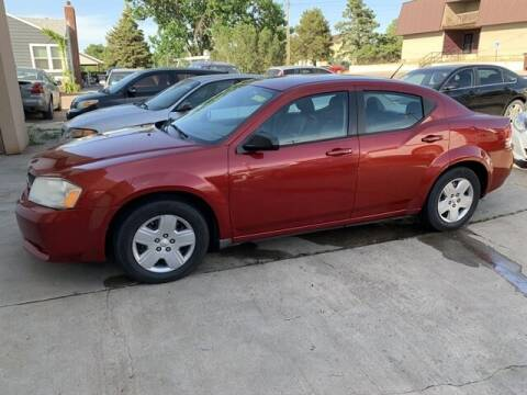 2008 Dodge Avenger for sale at Daryl's Auto Service in Chamberlain SD