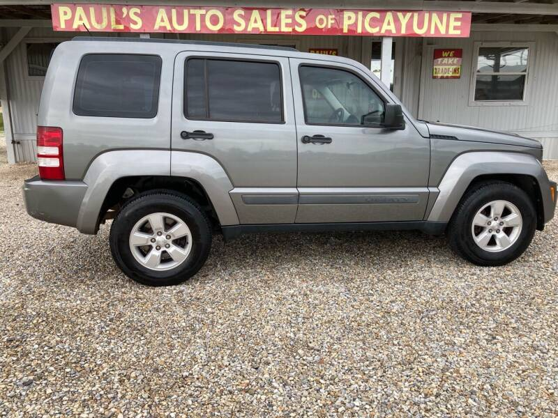 2012 Jeep Liberty for sale in Picayune, MS