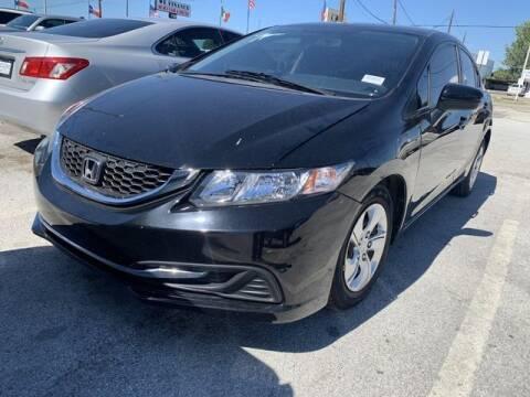 2014 Honda Civic for sale at The Kar Store in Arlington TX