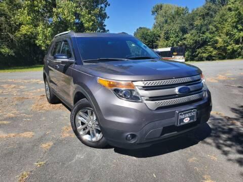 2013 Ford Explorer for sale at Dukes Automotive LLC in Lancaster SC