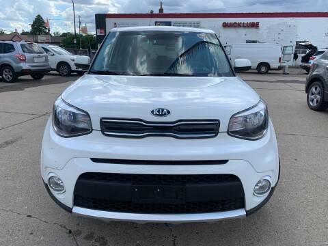 2018 Kia Soul for sale at Minuteman Auto Sales in Saint Paul MN