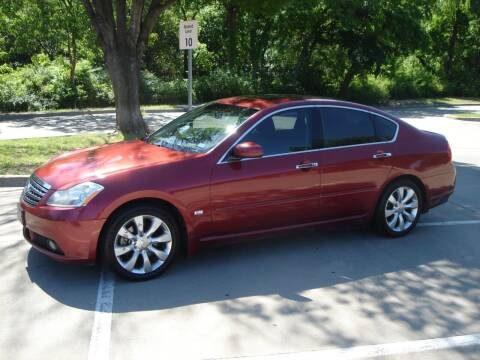 2007 Infiniti M35 for sale at ACH AutoHaus in Dallas TX