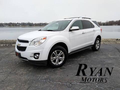2010 Chevrolet Equinox for sale at Ryan Motors LLC in Warsaw IN