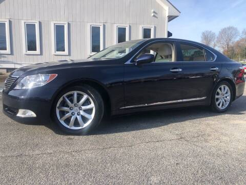 2008 Lexus LS 460 for sale at Beckham's Used Cars in Milledgeville GA