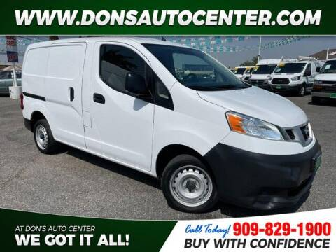 2018 Nissan NV200 for sale at Dons Auto Center in Fontana CA