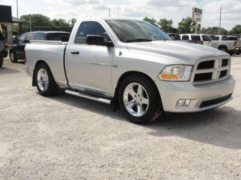 2012 RAM Ram Pickup 1500 for sale at Frieling Auto Sales in Manhattan KS