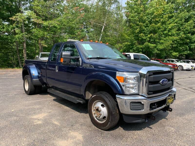 2015 Ford F-350 Super Duty for sale at Bladecki Auto LLC in Belmont NH