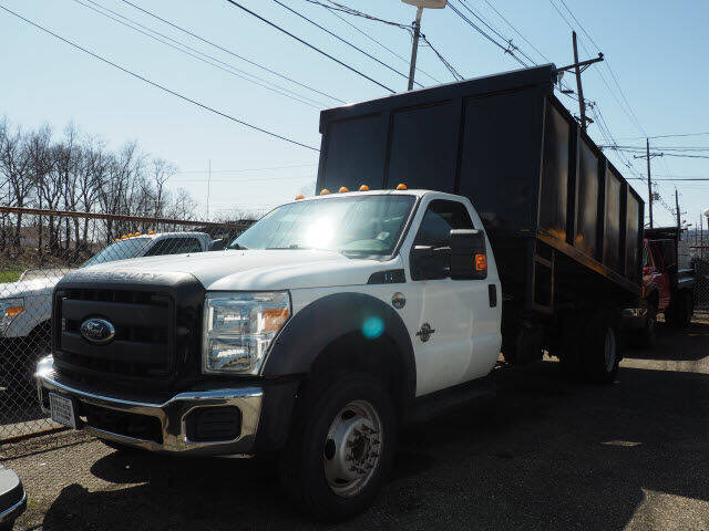 2011 Ford F-550 Super Duty for sale at Scheuer Motor Sales INC in Elmwood Park NJ