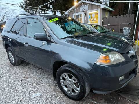2006 Acura MDX for sale at Trocci's Auto Sales in West Pittsburg PA
