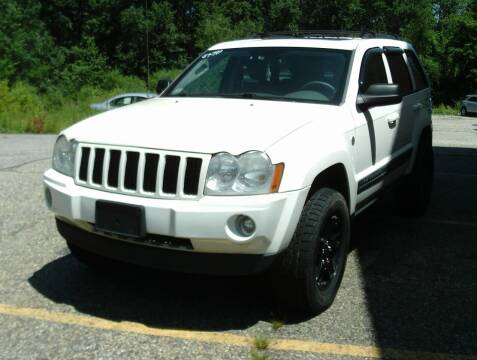 2006 Jeep Grand Cherokee for sale at Cars R Us Of Kingston in Kingston NH