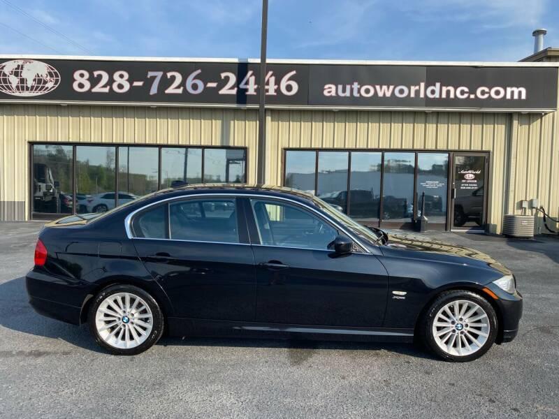 2011 BMW 3 Series for sale at AutoWorld of Lenoir in Lenoir NC