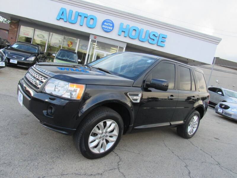 2011 Land Rover LR2 for sale at Auto House Motors in Downers Grove IL