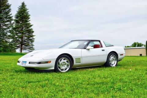1992 Chevrolet Corvette for sale at Hooked On Classics in Watertown MN