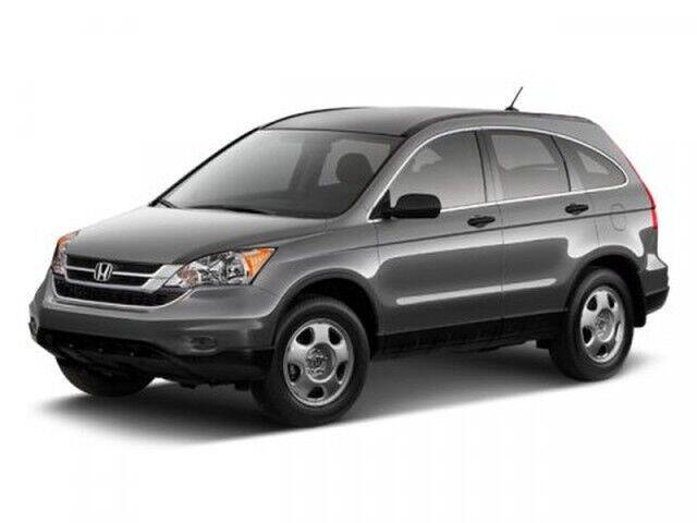 2010 Honda CR-V for sale at The Back Lot in Lebanon PA