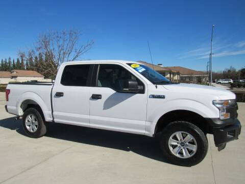 2017 Ford F-150 for sale at 2Win Auto Sales Inc in Oakdale CA