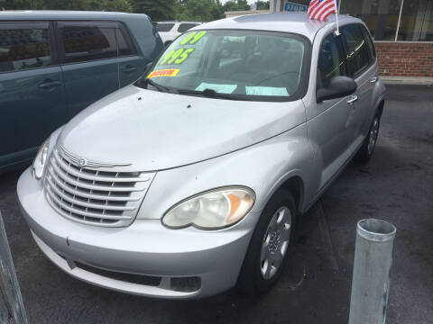 2009 Chrysler PT Cruiser for sale at Deckers Auto Sales Inc in Fayetteville NC