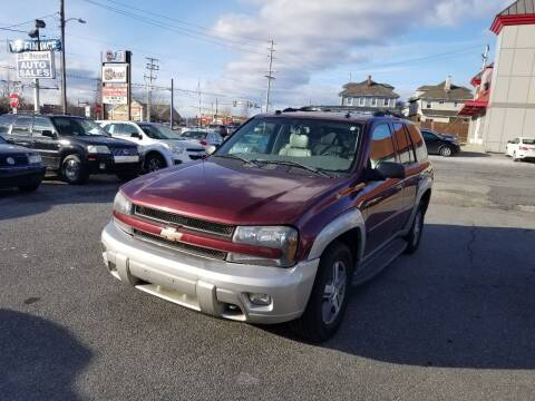2005 Chevrolet TrailBlazer for sale at 25TH STREET AUTO SALES in Easton PA