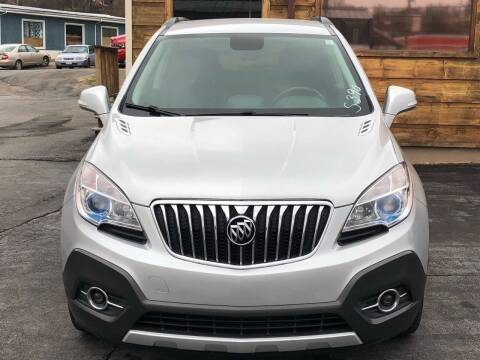 2014 Buick Encore for sale at Country Auto Sales Inc. in Bristol VA