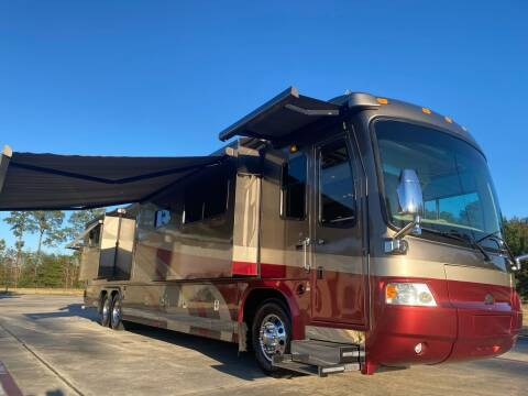 2006 Beaver Patriot Thunder,525hp Diesel for sale at Top Choice RV in Spring TX