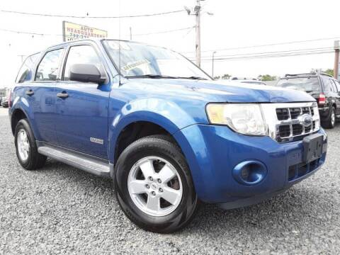 2008 Ford Escape for sale at Auto Headquarters in Lakewood NJ
