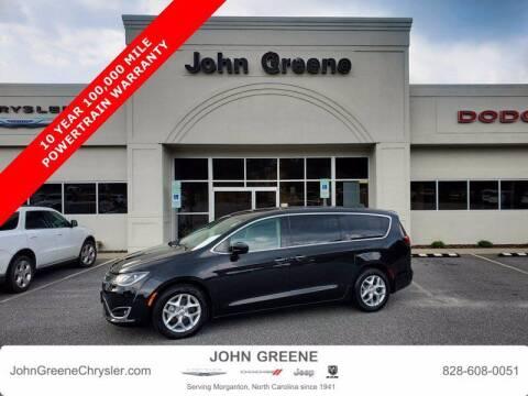 2019 Chrysler Pacifica for sale at John Greene Chrysler Dodge Jeep Ram in Morganton NC