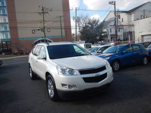 2012 Chevrolet Traverse for sale at 103 Auto Sales in Bloomfield NJ