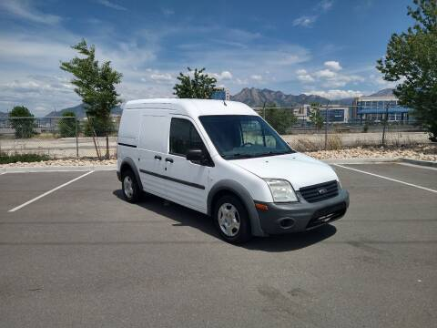 2011 Ford Transit Connect for sale at ALL ACCESS AUTO in Murray UT