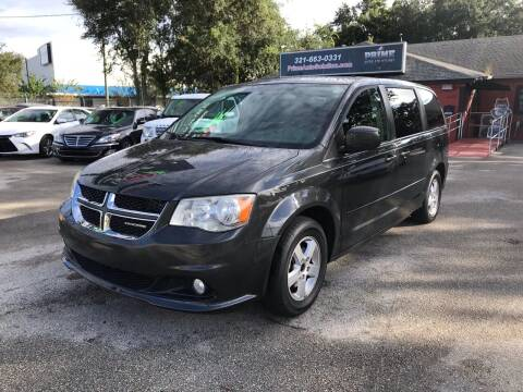 2012 Dodge Grand Caravan for sale at Prime Auto Solutions in Orlando FL