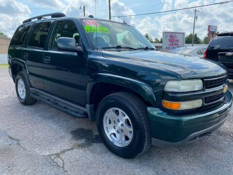 2004 Chevrolet Tahoe for sale at Harry's Auto Sales, LLC in Goose Creek SC