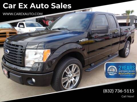 2014 Ford F-150 for sale at Car Ex Auto Sales in Houston TX