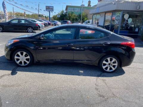 2013 Hyundai Elantra for sale at A&R Motors in Baltimore MD