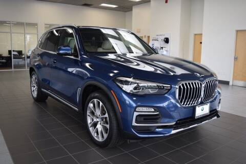 2019 BMW X5 for sale at BMW OF NEWPORT in Middletown RI