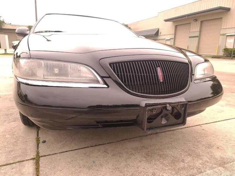 1997 Lincoln Mark VIII for sale at Monaco Motor Group in Orlando FL