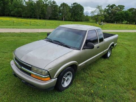 1998 Chevrolet S-10 for sale at Classic Car Deals in Cadillac MI