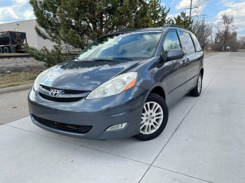 2008 Toyota Sienna for sale at A & R Auto Sale in Sterling Heights MI