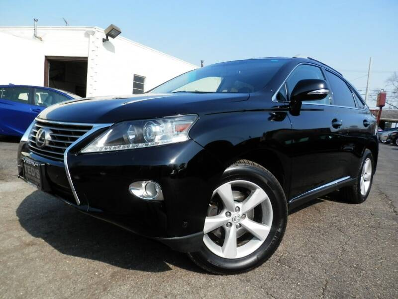 2013 Lexus RX 350 for sale at Ted's Auto Sales in Louisville OH