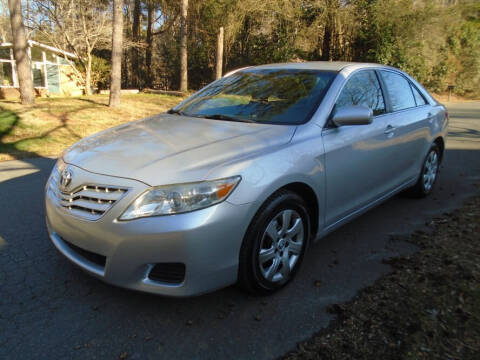 2010 Toyota Camry for sale at City Imports Inc in Matthews NC