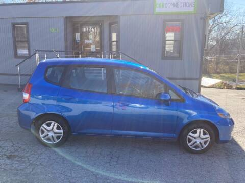 2007 Honda Fit for sale at Car Connections in Kansas City MO