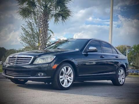 2009 Mercedes-Benz C-Class for sale at FALCON AUTO BROKERS LLC in Orlando FL