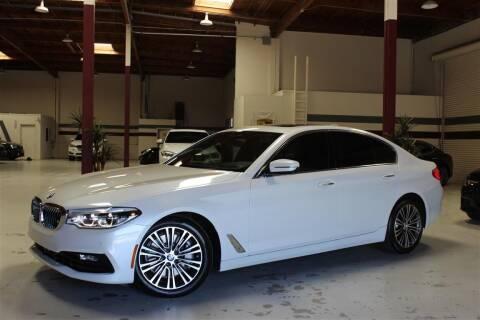 2017 BMW 5 Series for sale at SELECT MOTORS in San Mateo CA