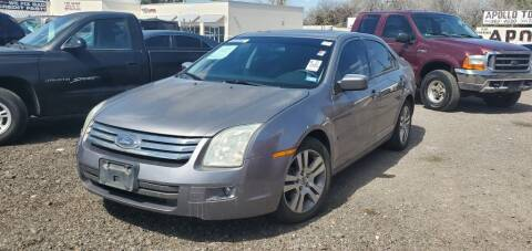 2007 Ford Fusion for sale at BAC Motors in Weslaco TX