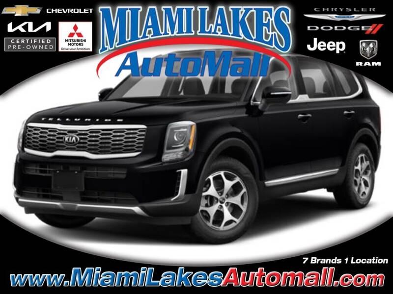 2021 Kia Telluride for sale in Miami, FL