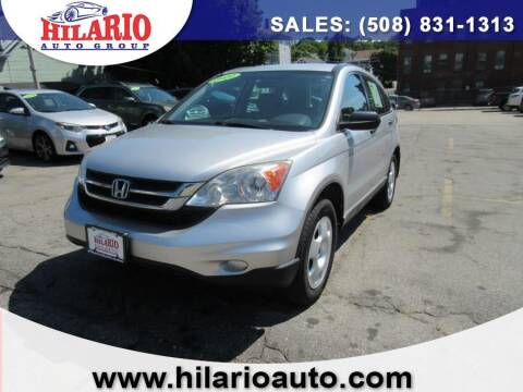 2010 Honda CR-V for sale at Hilario's Auto Sales in Worcester MA