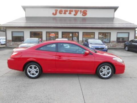 2008 Toyota Camry Solara for sale at Jerry's Auto Mart in Uhrichsville OH
