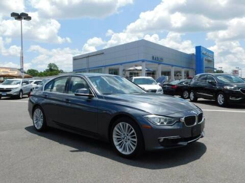 2013 BMW 3 Series for sale at Radley Cadillac in Fredericksburg VA