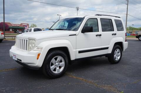 2009 Jeep Liberty for sale at Certified Auto Center in Tulsa OK