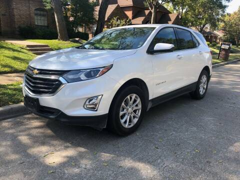 2020 Chevrolet Equinox for sale at Vemp Auto in Garland TX